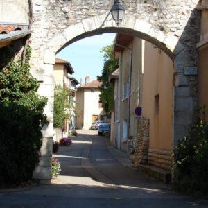 Le vieux Village - Saint-Bernard