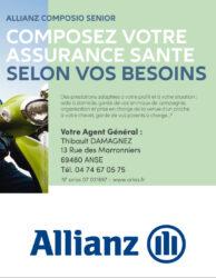 Encart annonceur Allianz