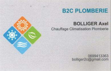 Encart annonceur B2C Plomberie