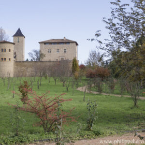 Château de Saint Bernard