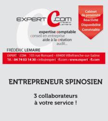 Encart annonceur ExpertC.com