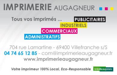 Encart annonceur Imprimerie Augagneur