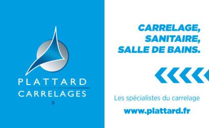 Encart annonceur Plattard Carrelages