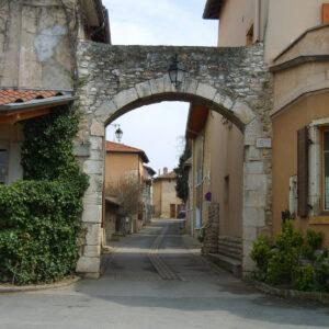 Saint-Bernard - porte d'anse